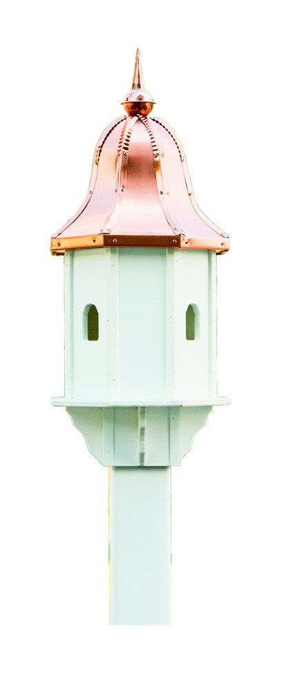 Small Deluxe Poly Bird House