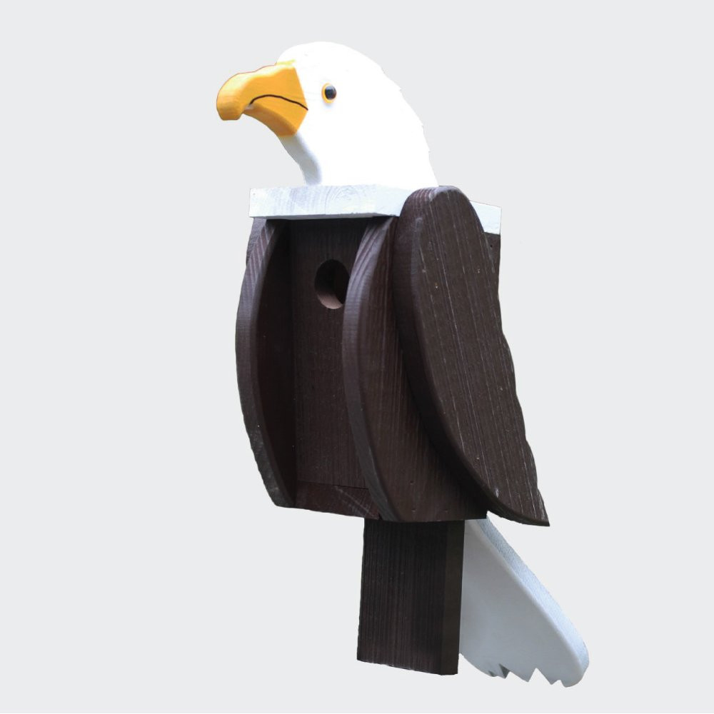 Eagle Birdhouse