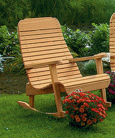 Easy Chair Rocker