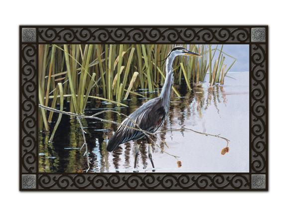 Blue Heron Matmate
