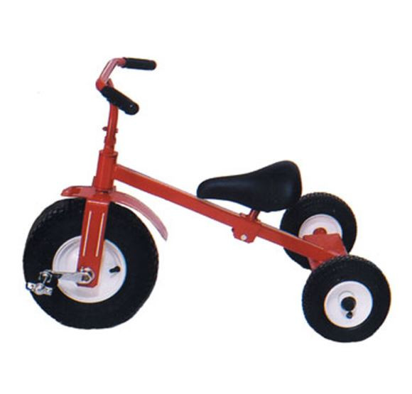 Valley Road Speeder Trike - Model #90 Red