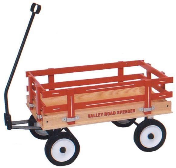Valley Road Speeder Wagon - Model #175