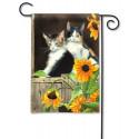 Calico Kitties - Garden Size
