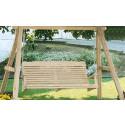 4' Curve Back Porch Swing