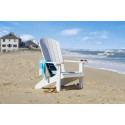 Fan Back Polywood Adirondack Chair