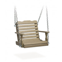Child's Swing - Weatherwood
