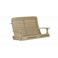 4' Easy Porch Swing - Weatherwood