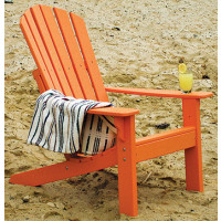 Traditional Poly Adirondack Chair