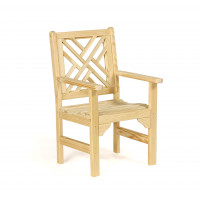 Chippendale Garden Chair