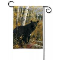 Black Bear - Garden Flag