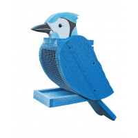Blue Jay Bird Feeder