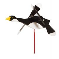 Canadian Goose Whirlybird Garden Stake