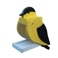 Gold Finch Bird Feeder