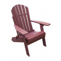 Folding/Reclining Poly Adirondack Chair
