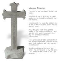 23rd Psalm Cross