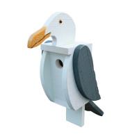 Seagull Birdhouse