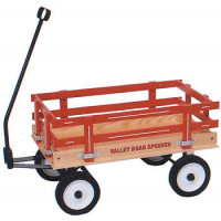 Valley Road Speeder Wagon - Model #125