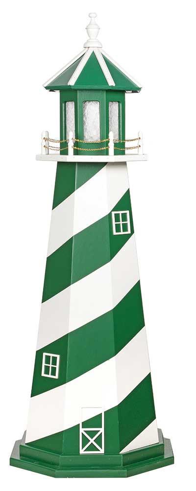 Jets Wooden Garden Lighthouse