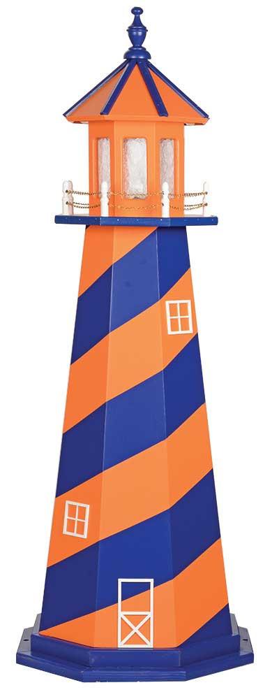 Mets Wooden Garden Lighthouse