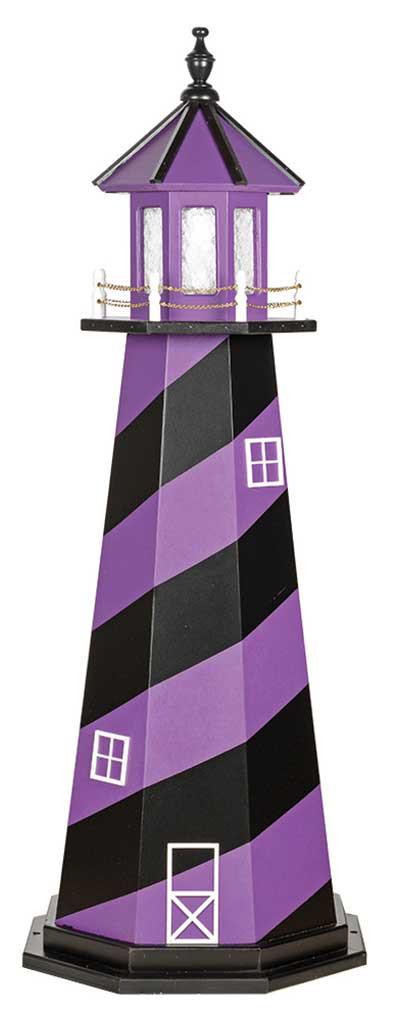 Ravens Wooden Garden Lighthouse