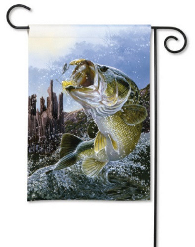 Big Catch - Garden Flag
