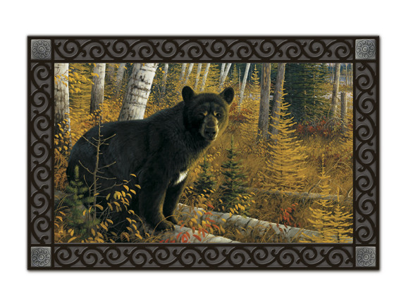 Black Bear Matmate