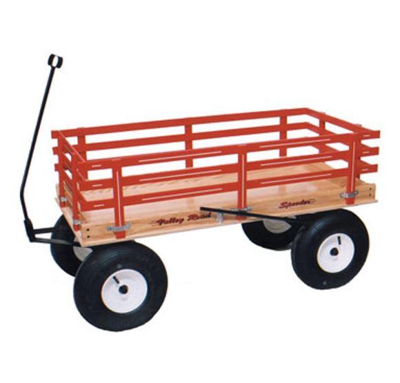 Valley Road Speeder Wagon - Model #1300