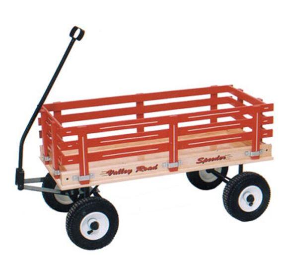 Valley Road Speeder Wagon - Model #280