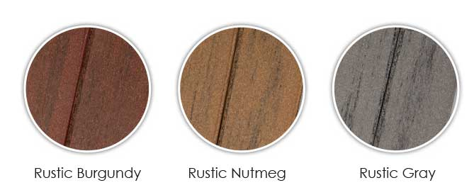 CR Rustic Colors