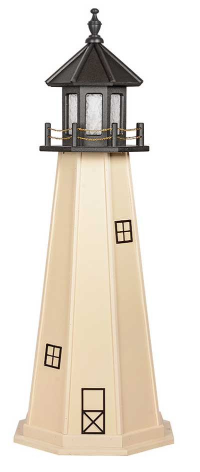 5' Split Rock Polywood Lighthouse