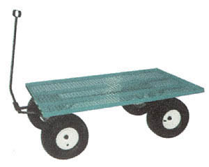 Valley Road Speeder Wagon - Model #600