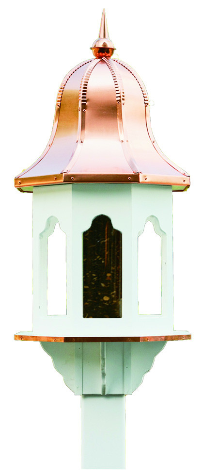 Large Deluxe Poly Bird Feeder