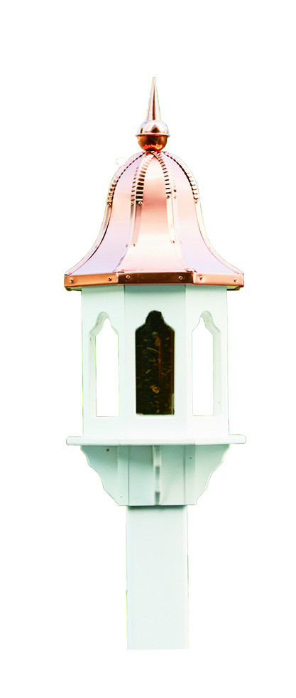 Small Deluxe Poly Bird Feeder