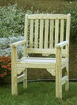 English Garden Chair
