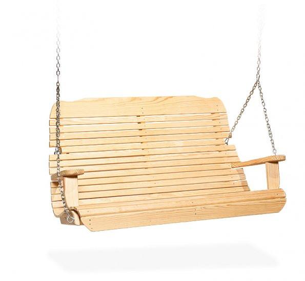 5' Easy Porch Swing