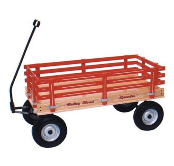 Valley Road Speeder Wagon - Model #275