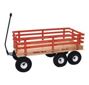 Valley Road Speeder Wagon - Model #7000