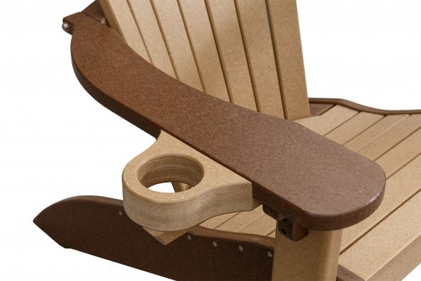 Great Bay Poly Cup Holder - Weatherwood