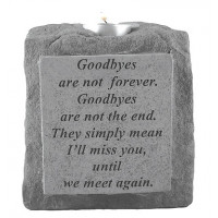 Goodbyes... Single-Short