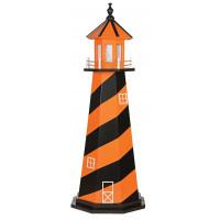 Orioles Wooden Garden Lighthouse