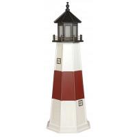 6' Montauk Polywood Lighthouse
