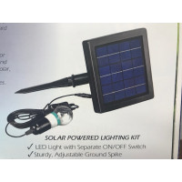 Solar Powered Lighting Kit for Lighthouses