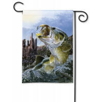 Big Catch - Garden Flag