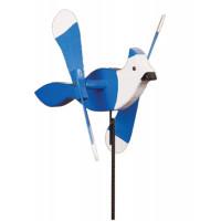 Blue Jay Whirlybird Garden Stake