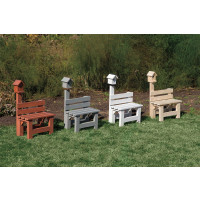 Garden Bench Colors