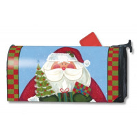 Gifts from Santa Mailbox Cover