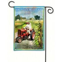 Heartland Garden Flag