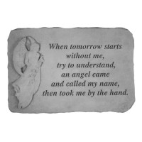 When tomorrow starts...