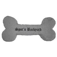 Cast Stone - Dog Bone
