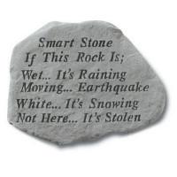 Smart Stone...Decorative Garden Stone
